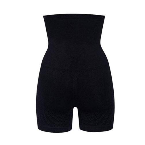 high waist body shorts