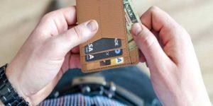 Best Minimalist Leather Wallets